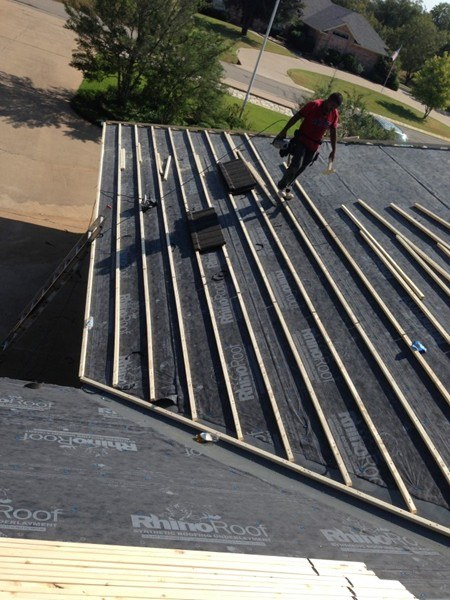 Specialty Roofing Systems